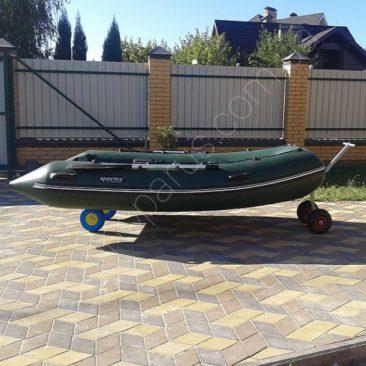 Тележка для лодки от ТЕХНОПАРУС