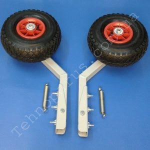 Технопарус транцевые колеса автомат кт2