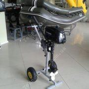 тележка для лодочного мотора тм1 технопарус