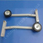 транцевые колеса малого диаметра кт4