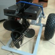 Тележка для мотора ТМ3 от Технопарус 1