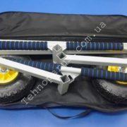 тележка для лодки ТЛ3 в сумке Технопарус