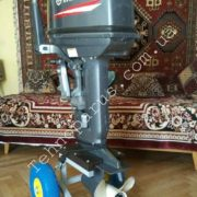 тележка для лодочного мотора тм3 на фото клиента