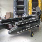 тележка для транспортировки лодки