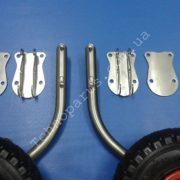 transom wheels TEHNOPARUS KT10N reinforced
