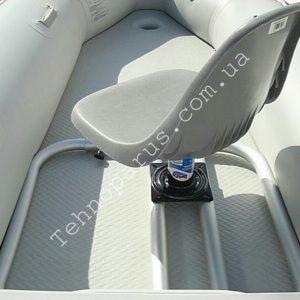 опора для стойки кресла в лодку с надувным дном