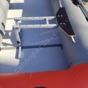 стойка амортизирующая для сидения в лодку