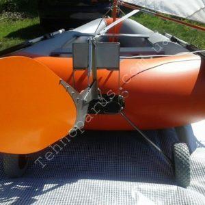 Аксессуары для установки парусного вооружения