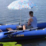 столик для эхолота на лодку своими руками