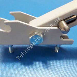 Транцевые колеса для лодок с интерцептором КТ3И в полимерном покрытии