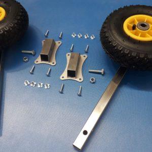 Транцевые колеса КТ11 оптимальные